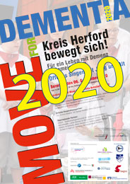 Move for Dementia Kreis Herford 2020